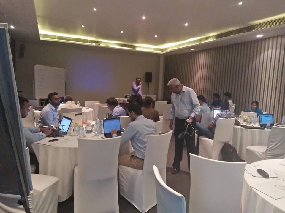 EU – Sri Lanka Trade Assistance Training 2018