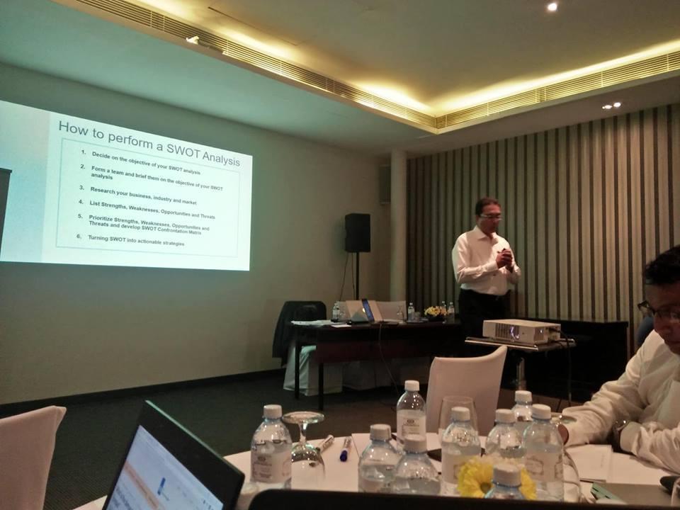 EU – Sri Lanka Trade Assistance Training – 2018