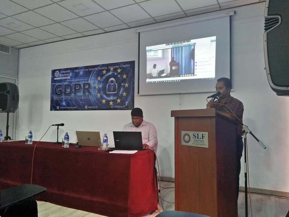 GDPR Meetup – 2018